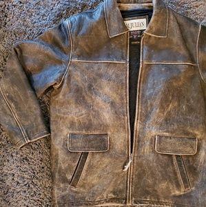 Vintage M.Julian Wilsons Leather Motorcycle Jacket